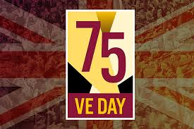 PM unveils plans to mark 75 years since VE Day - GOV.UK